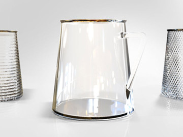 Glass-cup